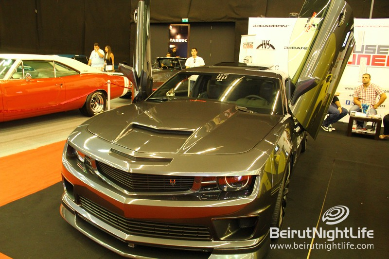 Super Cars and More at Lebanon Motorsport and Tuning Show 2014