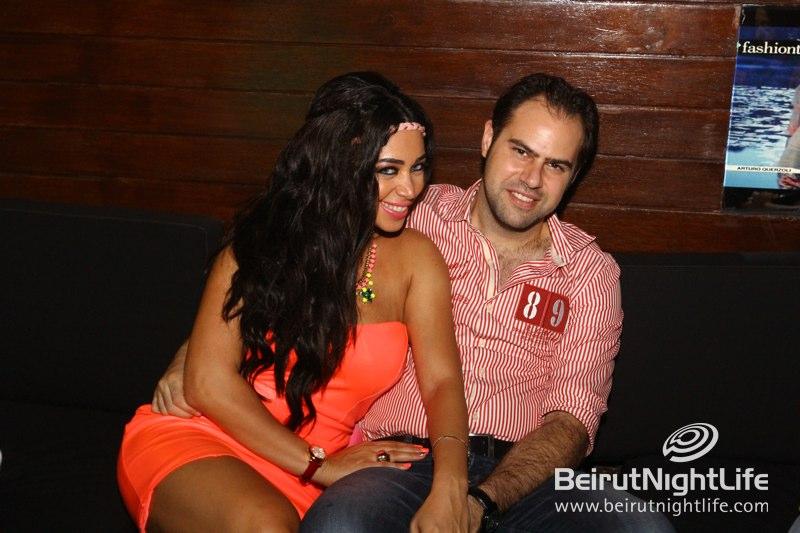 Fantastic Friday Night at Square Lounge Mövenpick Hotel Beirut