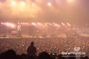 LONDON GRAMMAR Capture the Hearts of Beirut!