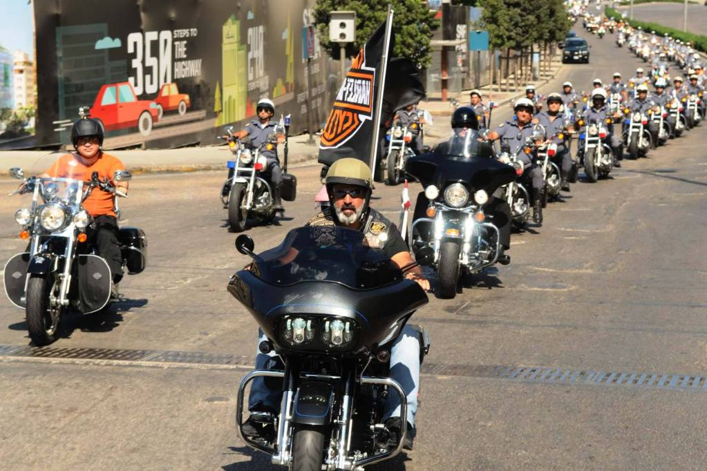 Beirut Bike Festival wraps up three fun filled days at the Beirut Waterfront