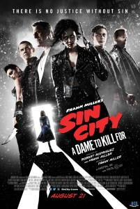 Win Tickets to See Sin City: A Dame to Kill For at VOX