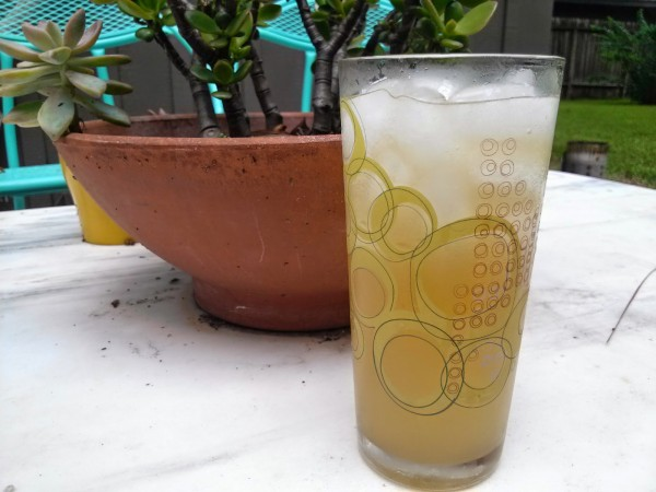 BNL drink of the day: The Beirut Cocktail: Scotch, Arak, Tea, Sugar, Lemon