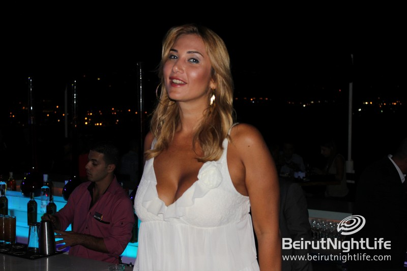 Mövenpick Hotel Beirut bids summer 2014 goodbye with corporate party in Square Chill-Out Lounge