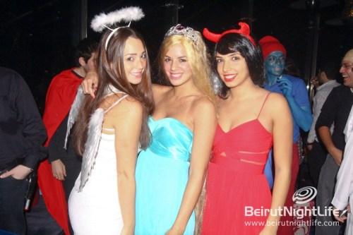 Halloween at Bar 360