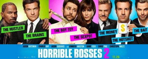 Win Free Tickets for Horrible Bosses 2 at VOX Cinemas