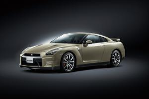"Nissan Releases the Limited-Edition ""45th Anniversary"" GT-R"