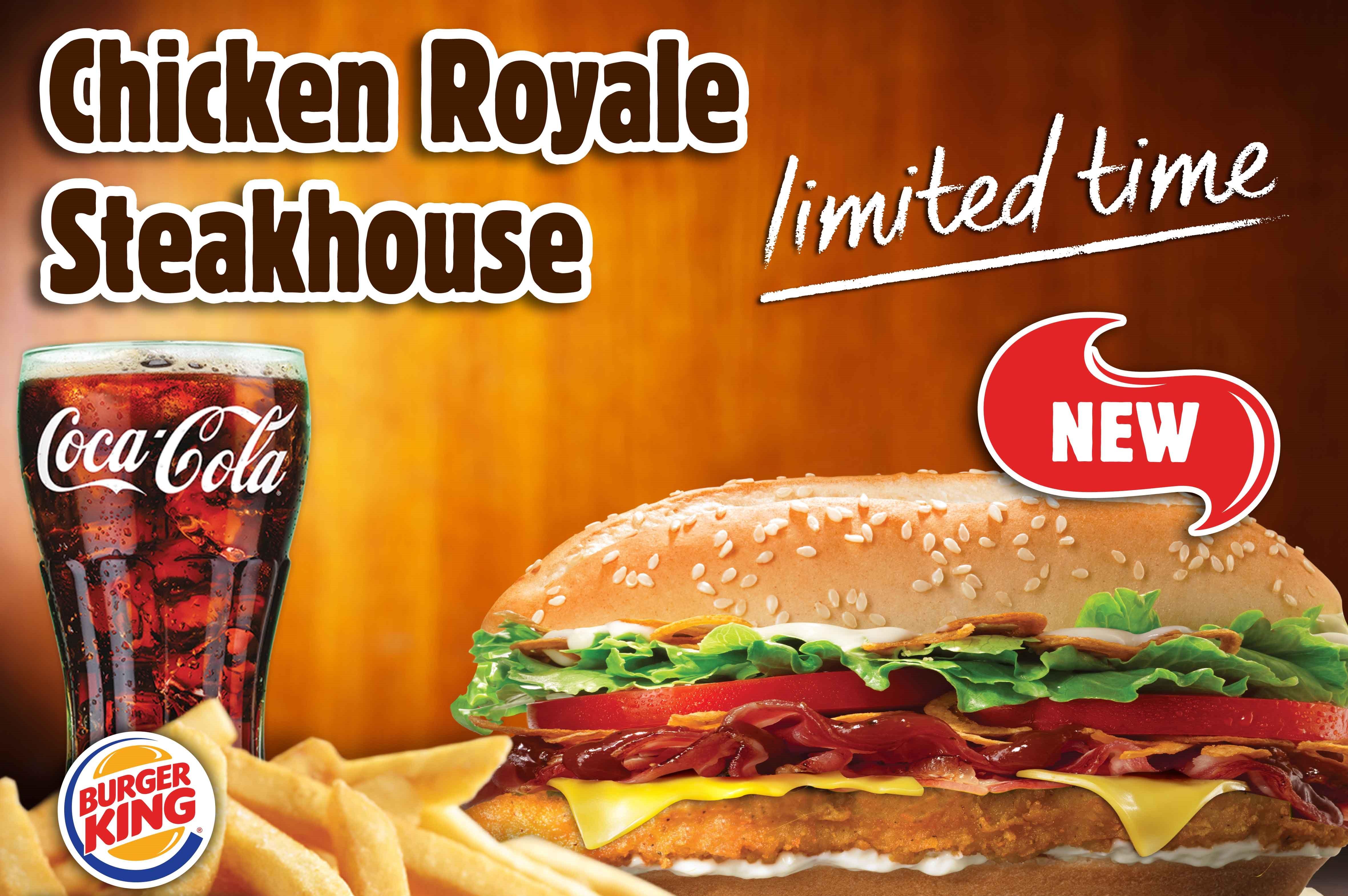 Chicken Royal Steakhouse
