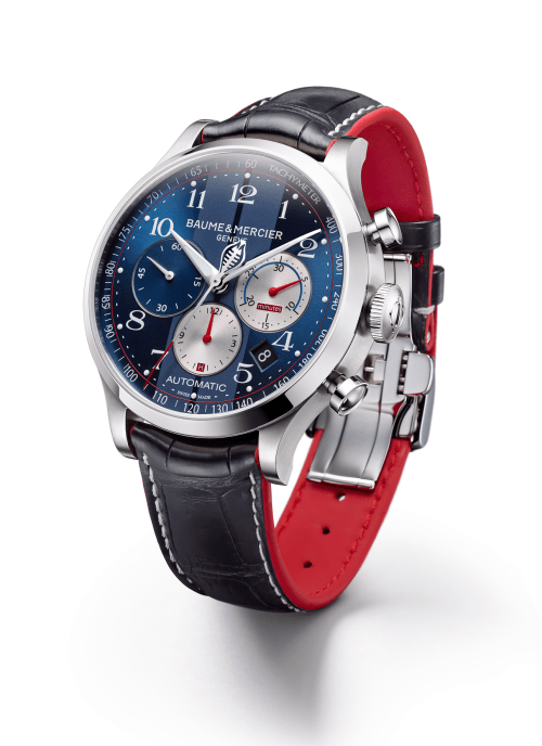 Baume & Mercier Capeland Shelby® Cobra Collection: Limited Edition