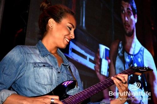 Jim Beam Rocks Teaser Concert at Uruguay Street June 13,2015