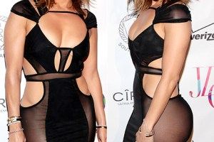 Jennifer Lopez Wears Her Most Revealing Dress Yet for 46th Birthday Bash: Pictures, Details!