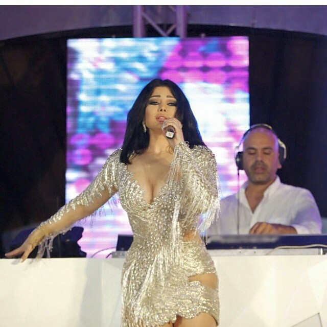Haifa-Wehbe-Concert-Egypt-1