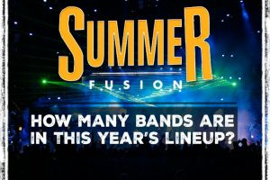 "Win Free Tickets for ""Summer Fusion 2015"""