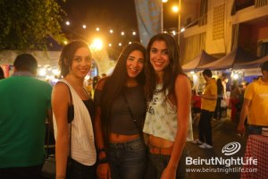 Souk El Akel at Zouk Mikael Aug 23, 2015