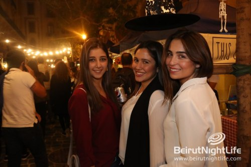 Souk el Akel Spooky Edition-Beirut Downtown