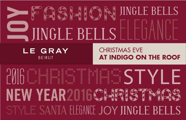 Christmas Eve at Indigo