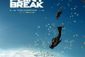"Win Free Tickets for ""Point Break"" at VOX Cinemas"