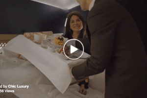 IN VIDEO:  The World Most Expensive First Class Plane Ticket