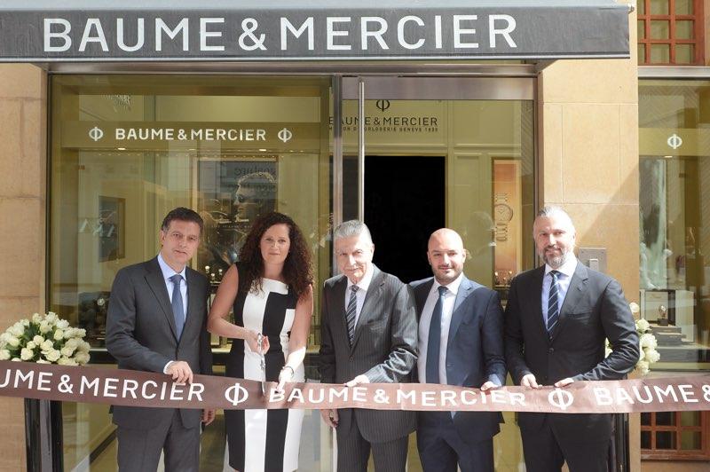 Baume-Mercier-New-Boutique-Beirut-Souks-16