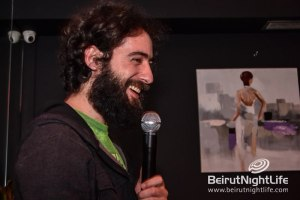 Stand Up Comedy night at Vero Nay – Hamra  Mar 10, 2016