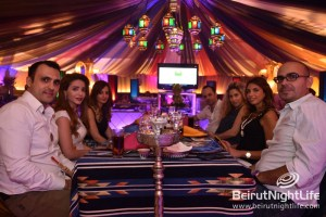 Souhour at Coral Beach Hotel & Resort June 27, 2016