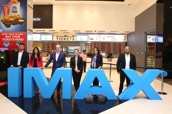 VOX Cinemas Celebrate the Opening of Lebanon's First IMAX® Theatre at VOX Cinemas City Centre Beirut