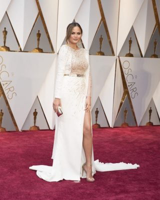 Lebanese Designer Gowns Dazzle at Oscars 2017