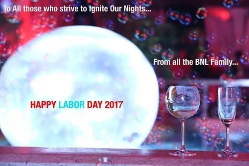 Happy Labor Day 2017