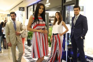 SACOOR BROTHERS OPENS ITS SECOND BOUTIQUE AT ABC ACHRAFIEH
