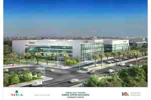 Middle East Airlines Green Office Building