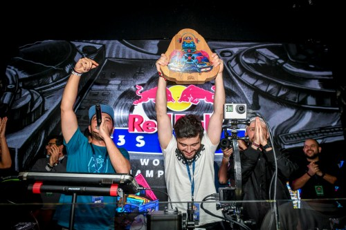 DJ Beats Wins Lebanon's 1st Red Bull 3Style National Final