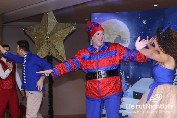 Mövenpick Hotel Beirut – Christmas corporate event 2017