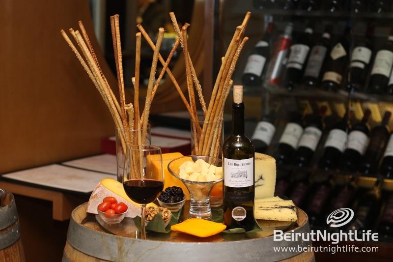 Cheese & Wine at Hemingway's – Mövenpick Hotel