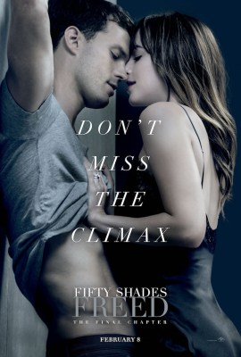 "Win Free Tickets for ""Fifty Shades Freed"" at VOX Cinemas"