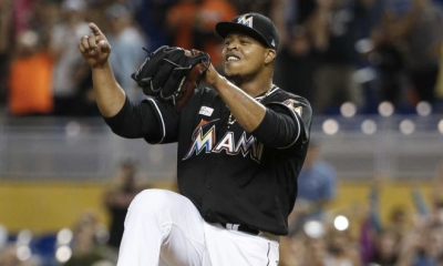 edinson volquez no hit no run 2017