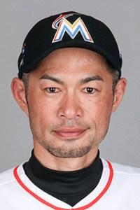 ichiro miami marlins