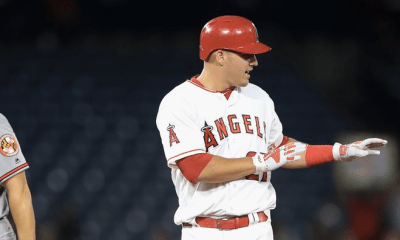 mike trout 1000 hits