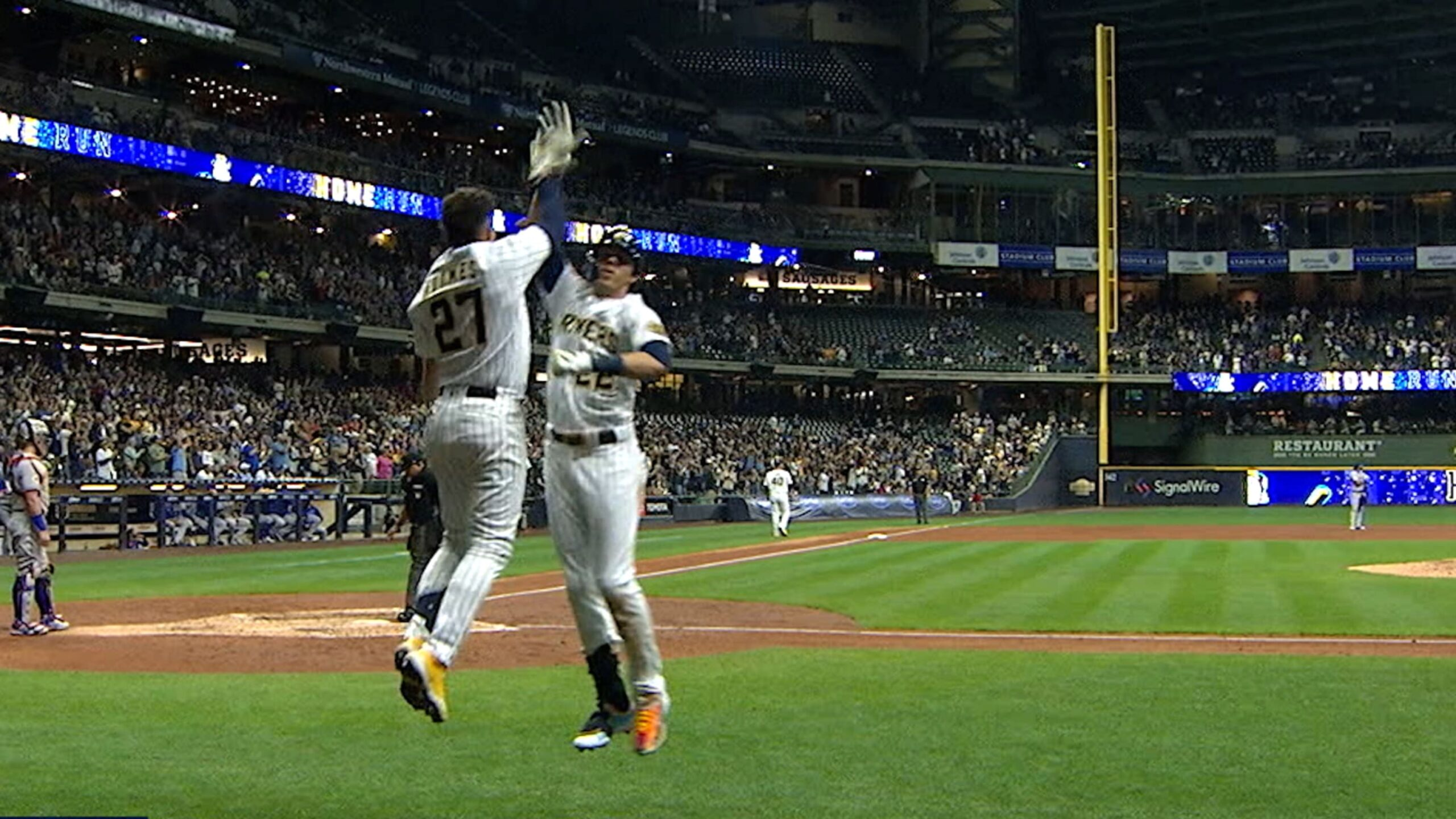 Milwaukee vence a Mets; cerca de ganar la Central…