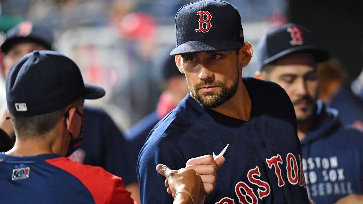 Eovaldi acepta el reto de salvar a Boston