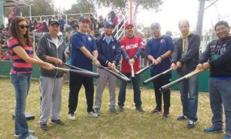 Entrevista a Pablo Tesouro a un mes del inicio de la Liga Argentina de Béisbol dirigentes liga argentina de beisbol