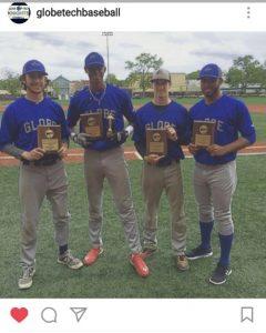 Ramiro Milar, un argentino abriéndose camino en el béisbol colegial de los Estados Unidos