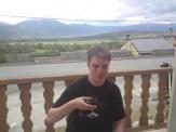 Vin uppe bland bergen!
