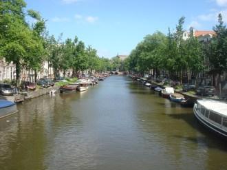 Vackra Amsterdam!