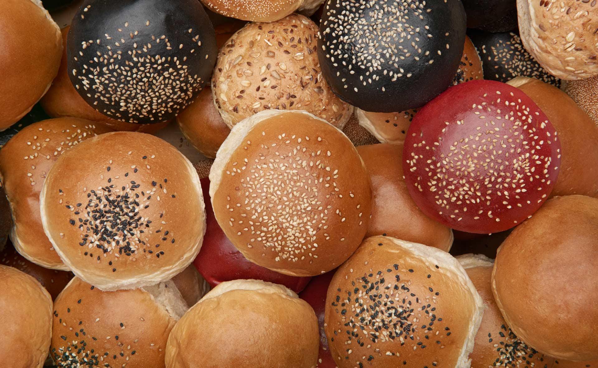 Einzigartige Buns für Ihren perfekten Burger