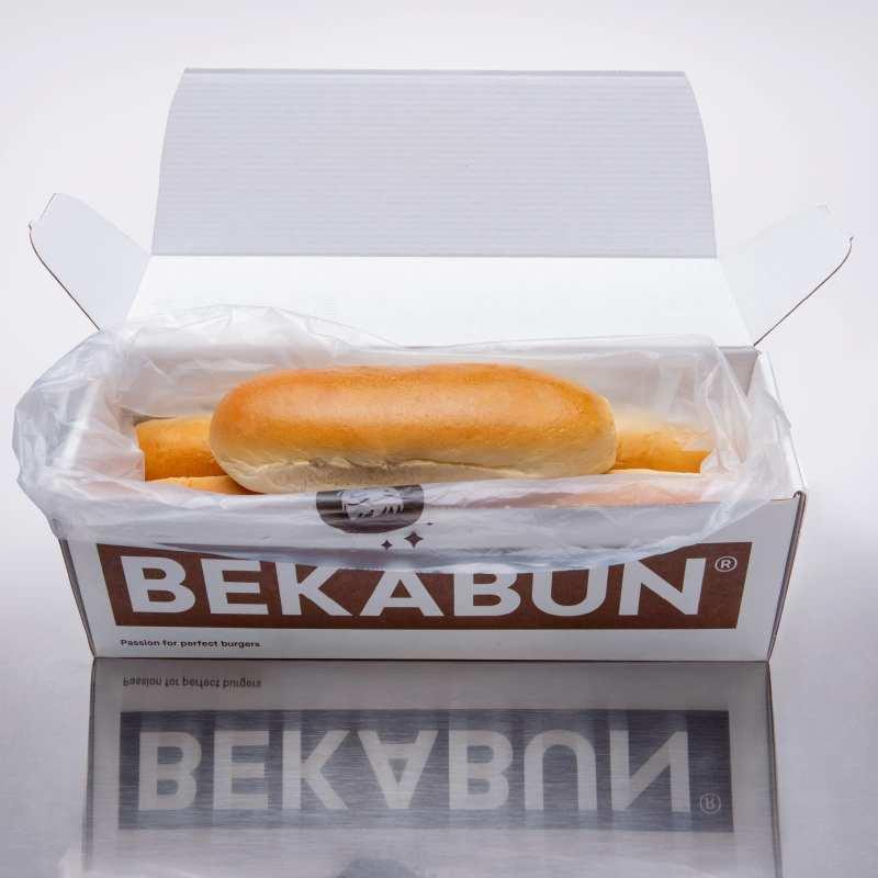 BEKABUN® unsere besten Hot Dog vegan Brötchen