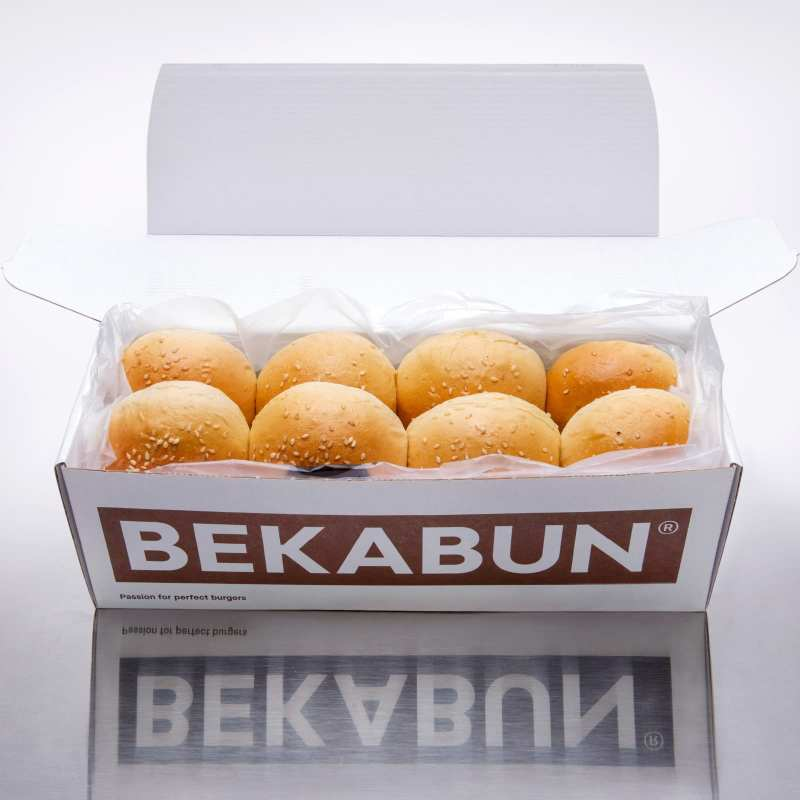 BEKABUN® Sliders Mini Burger Brötchen Online Shop