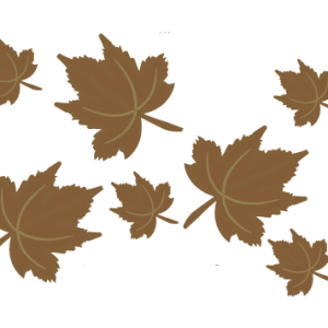 Background - Brown Leaves