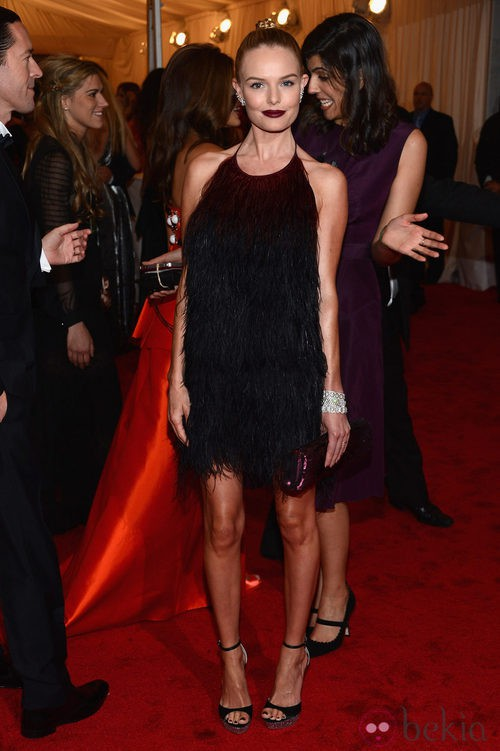 Kate Bosworth gala Met