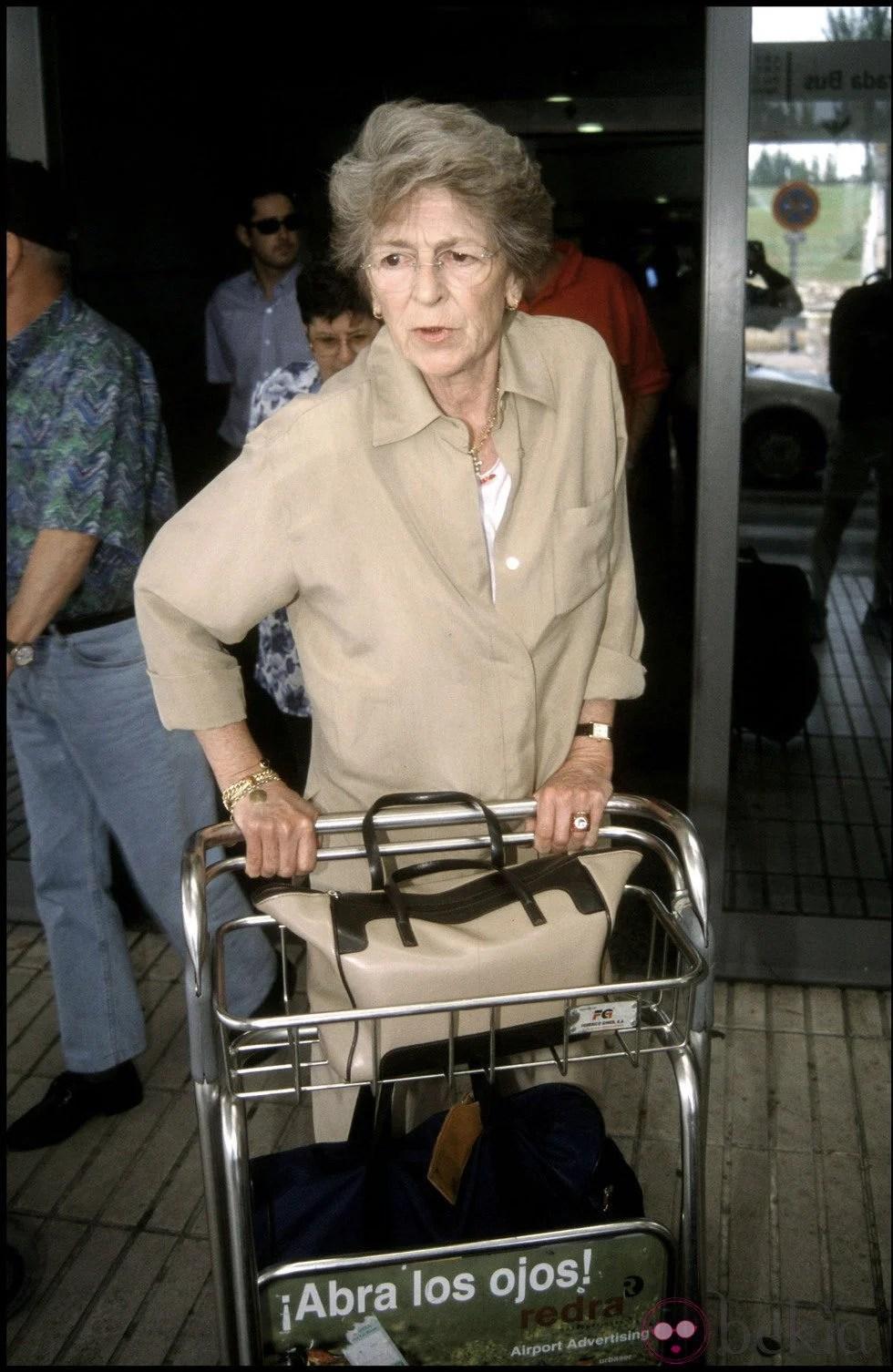 Sandra Torlonia en 2001