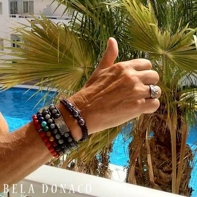 Johnny op Ibiza