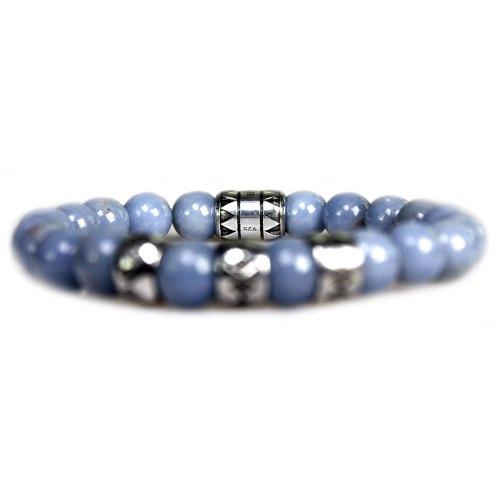 Armband Luxury B10 – Angeliet – Geoxideerd Sterling Zilver